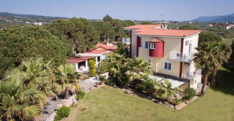 Irida Resort Suites, Kalo Nero – Kyparissia