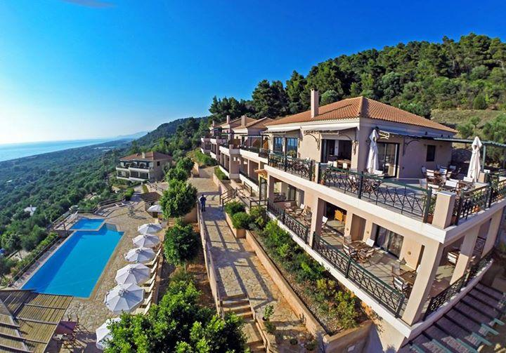 Natura Club Hotel & Spa 3*, Kalo Nero – Kyparissia