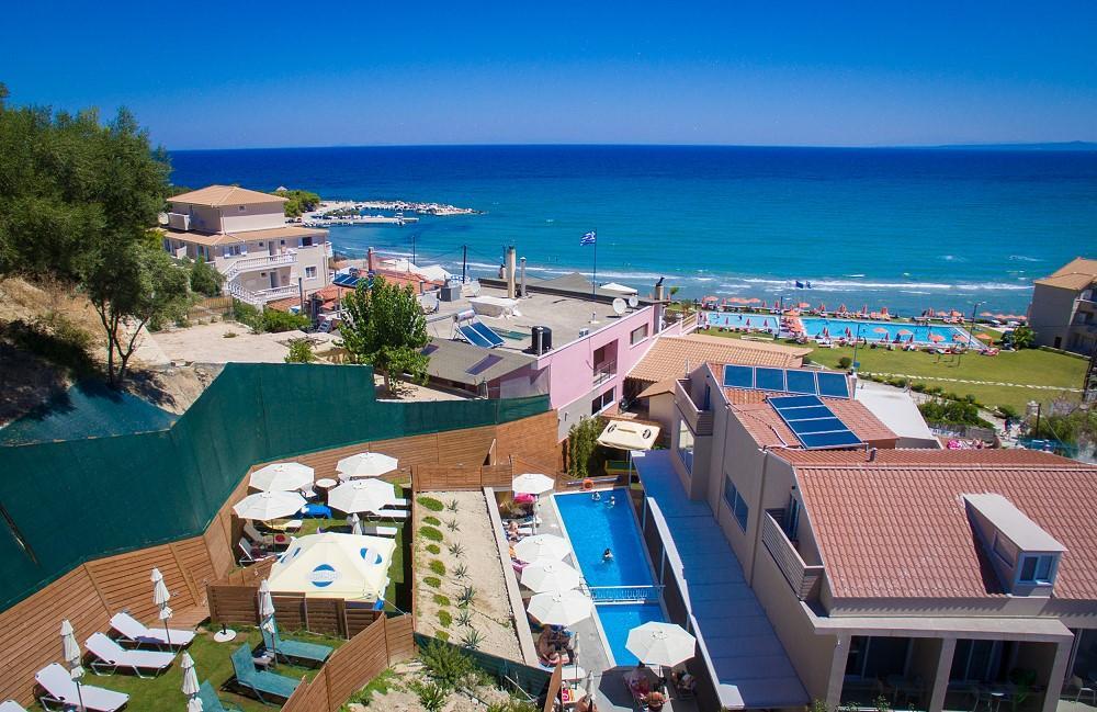 Porto Planos Beach Ηotel 3*, Τσιλιβί – Ζάκυνθος