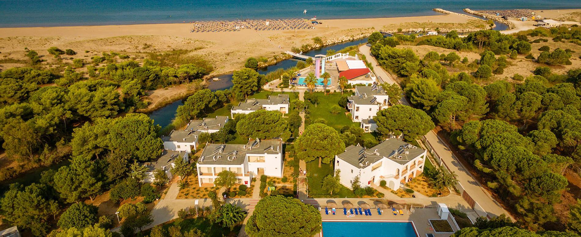 Kalogria Beach Hotel 4*, Kalogria – Achaia
