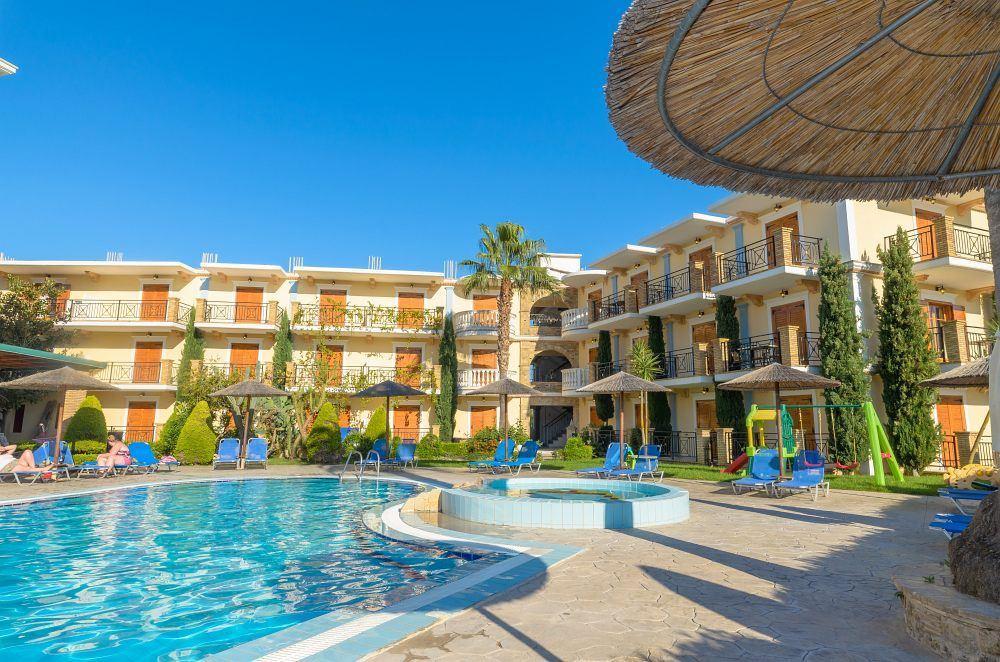 Plaza Pallas Hotel & Olive Garden Restaurant 3*, Τσιλιβί – Ζάκυνθος