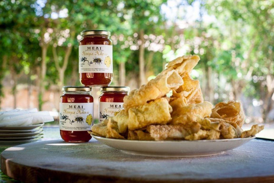 Private One Day Tour: Tour to Ancient Olympia & Klio's Honey Farm